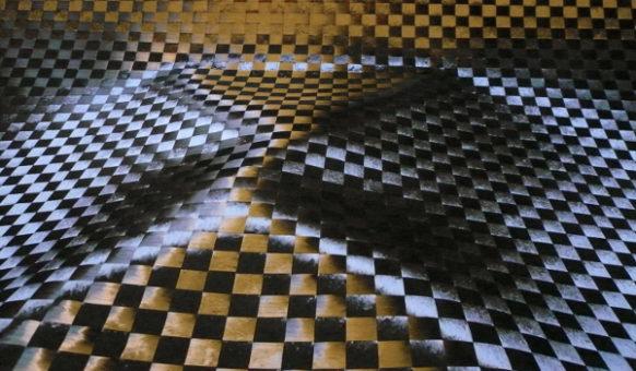 Tissu carbone spread tow