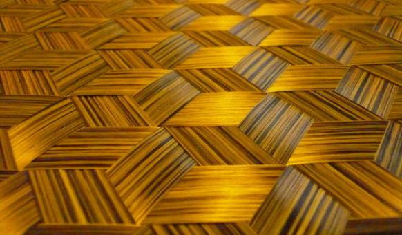 Tissu triaxial carbone aramide spread tow